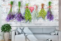 KITCHEN - Murals - Fototapety