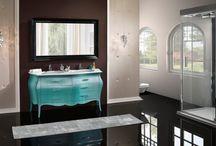 Olasz klasszikus fürdőszoba bútor / http://montegrappamobili.hu/hu/termek_list/furdoszobainkbol