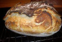 Brød bagt i rømertopf