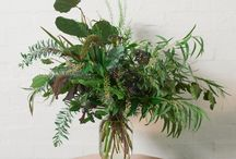 Foliage centrepieces