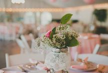 Center pieces / by Gina Roberts