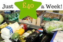 Shrink Supermarket Spend / Reduce