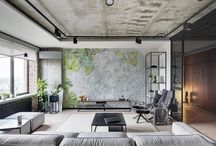 CONCRETE CEILING