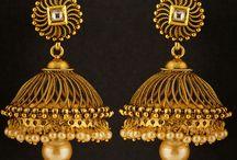Antiques ear rings