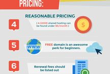 Web Hosting / We share our blog posts that include helpful infographics about everything you need to know about web hosting, from who your perfect hosting partner is, to how to be a successful host yourself.