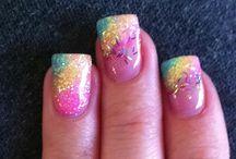 Nailss :- ) / by Kayla Hamrell