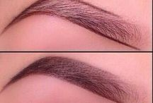 Make-up cejas
