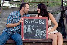 Michelle & Wian- engagement shoot
