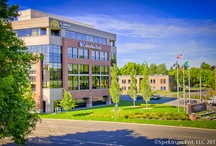Brick & Mortar  / Commercial projects that Prairie Electric has performed power, lighting, emergency backup, fire alarm and voice/data systems