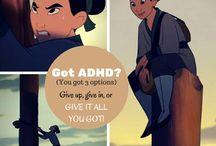ADHD Disney Memes