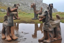 Gumboot animals