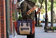 Fall Fashion / by Mary Evelyn Hayden