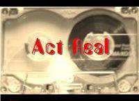 Act Real - New Song...of Pop! / Jetzt alle Anhörbeispiele bei Soundcloud hören und mit directem link zu kaufen... Viel Spass dabei  euer freddy / by fred kraft