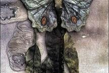 Tekstilkunst tredimensjonalt