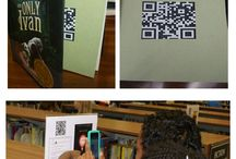 QR CODES (TIME) / QR Codes, Apps, Websites and other Techno-Ideas