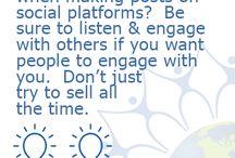 Social Media Tips / by Knikkolette Church