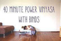 Видео йоги