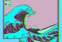 vaporwave / チホヌカミチオ  イメナセミアケ