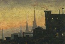 Art Motives - Cities