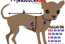 patron vestido perro