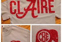 Alabama Football Shirts