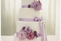 Lilac and Mauve Wedding. / Ideas to create a lilac and mauve colour scheme.