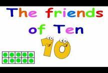 Adding to ten
