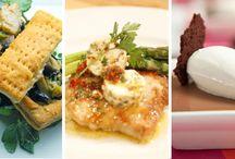 Multi-Course Meals / Multi-Course Meals