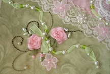 Embroidery, Ribbon and Bead Work