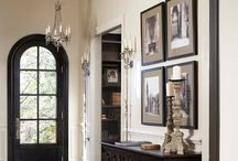 Entrance hall / French interior