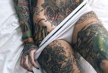 Bodies & Piercings & Tattoos