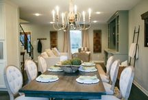 dining room / by Amy Newton