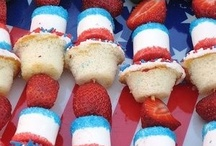 4th of July Bake Sales for No Kid Hungry / I can't think of a more patriotic way to celebrate the 4th of July than by hosting a Bake Sale for No Kid Hungry.