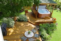 Spas / We offer Hot Spring Spas, the best built, easiest to own, longest lasting hot tubs on the planet!
