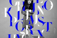 TYPOGRAPHY / by Lilian Wong