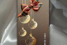 handmade christmast cards