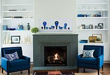 Living room ideas / by Sharon Guarente