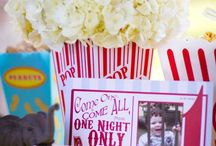 Event Planning : Circus Themed / by Katie Varnado