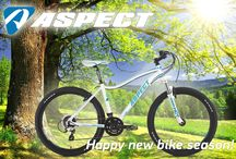 Aspect / Aspect bikes and news