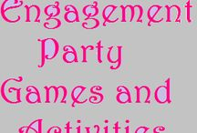 Engagement party games and venue ideas