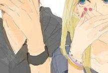 Kiba and Ino