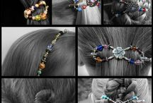Lilla Rose ~ Leah Terry / Beautiful, comfortable, and durable hair accessories