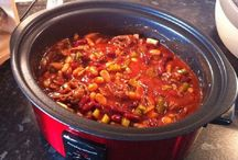 Chilli / Slow cooker