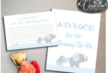 Baby Shower Boy Games Elephant Blue, Little Peanut, Invitations, Decorations and more... / Hi, thank you for visiting this beautiful baby shower board with elephant blue theme. Here you can find a lot of baby shower decorations and activities with over 40 listings in this theme.