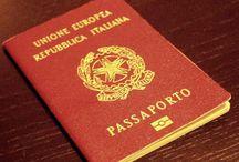 """Cidadania Italiana / Aqui você encontra informações da nossa experiência e pequisa sobre todo o processo da obtenção da cidadania italiana, desde """"o que é a cidadania italiana"""" até dicas de onde fazer."""