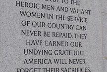 Memorial and Veteran's Days