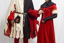 Re-enactment clothing