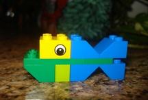 LEGO Challenges / by Alisha Bilderback