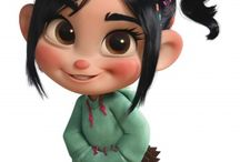 Vanellope / by Michelle C