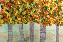 Plastyka jesienią
